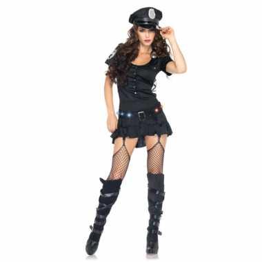 Compleet politie verkleedjurkje voor dames
