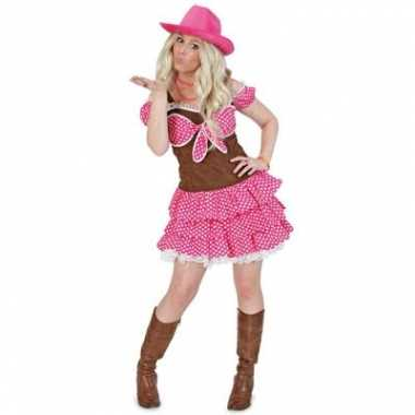 Cowboy verkleedjurkje dolly