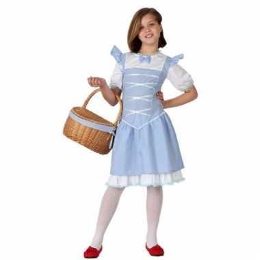 Dorothy verkleedverkleedjurkje voor meisjes