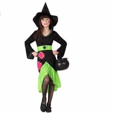 Heksen verkleedjurkje matilda voor kids