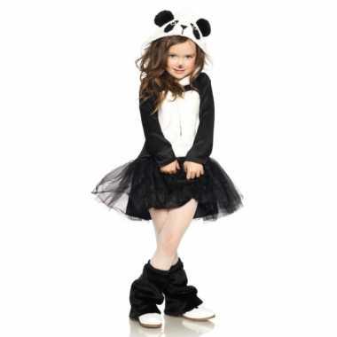 Panda verkleedjurkje voor meisjes