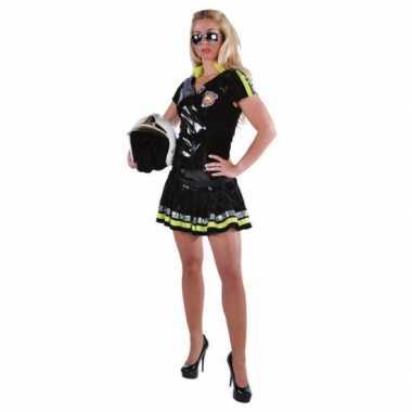 Sexy brandweer verkleedjurkje voor dames