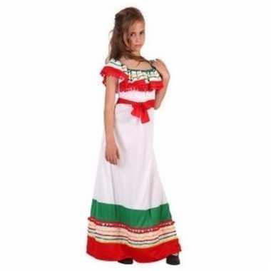 Verkleedjurk mexicaans meisje