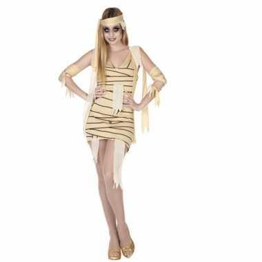 Verkleedverkleedjurkje mummie voor vrouwen